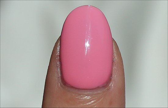 OPI 2013 Pink of Hearts Pink-ing of You Swatch