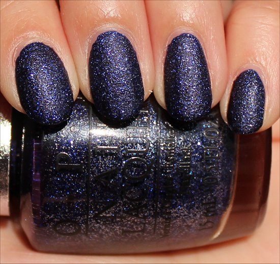 OPI DS Lapis Review & Swatch