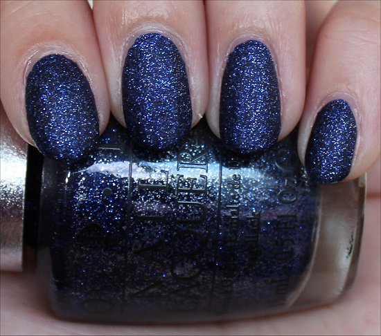 OPI DS Lapis Swatch, Review & Pics