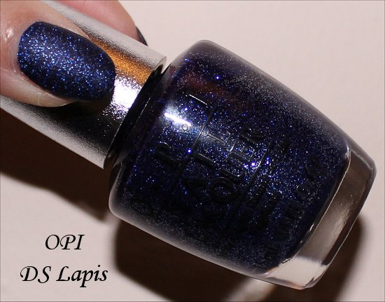 OPI DS Lapis Swatch, Review & Pictures