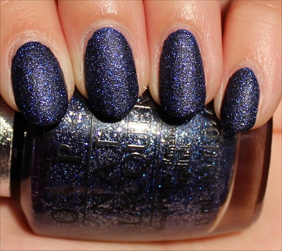 OPI DS Lapis Swatch & Review