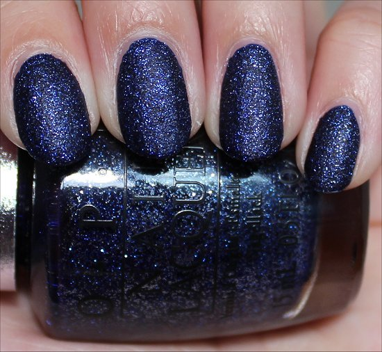 OPI DS Lapis Swatches & Pictures