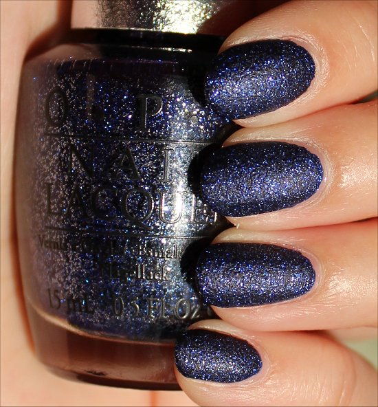 OPI DS Lapis Swatches & Review