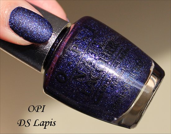 OPI DS Lapis Swatches