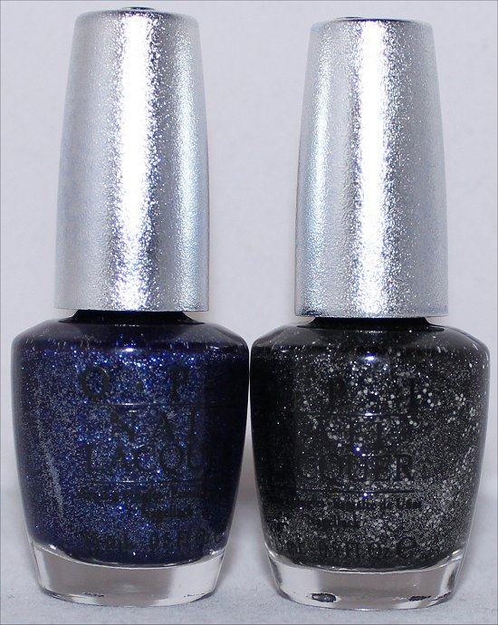 OPI DS Raw Granite OPI DS Lapis OPI DS Pewter