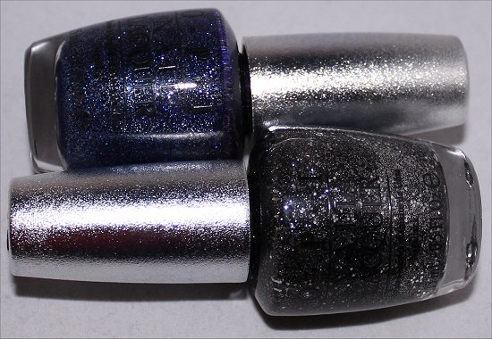 OPI DS Raw Granite OPI DS Pewter OPI DS Lapis