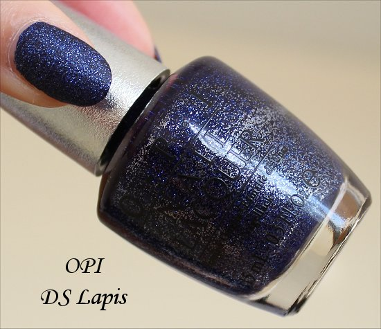 OPI Designer Series Lapis Swatch, Review & Pictures