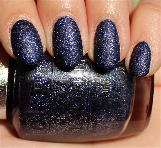 OPI Designer Series Lapis Swatch & Review