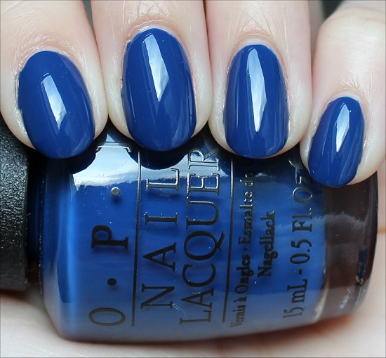 OPI Keeping Suzi at Bay Swatch