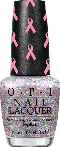 OPI More than a Glimmer OPI Pink of Hearts 2013