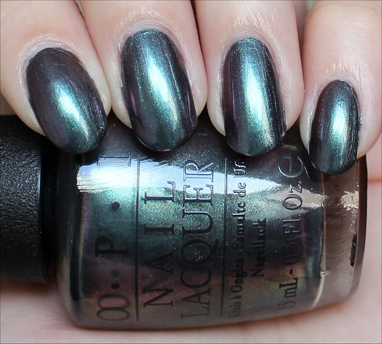 OPI Peace & Love & OPI San Francisco Swatches