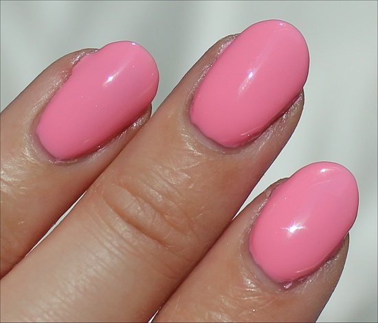 OPI Pink-ing of You Swatch OPI Pink of Hearts 2013 Swatches