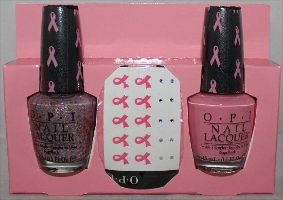 OPI Pink of Hearts Swatches & Review