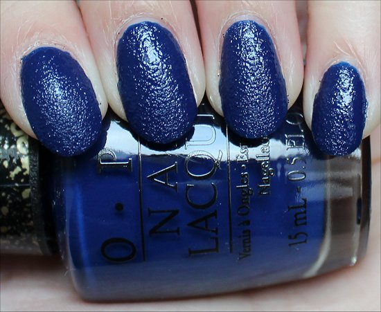 OPI Wharf! Wharf! Wharf! Review & Swatch