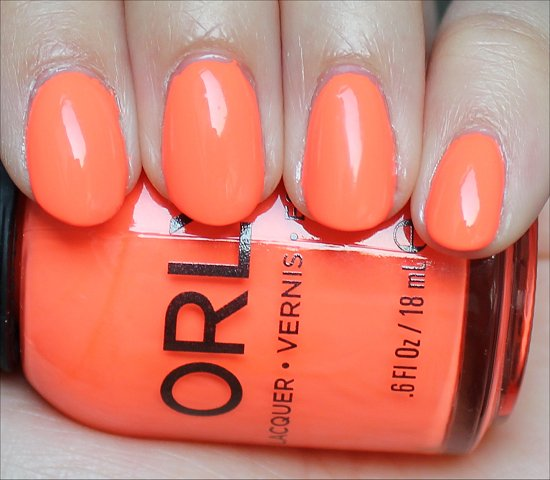 Orly Mayhem Mentality Review & Swatch