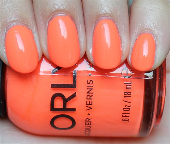 Orly Mayhem Mentality Review & Swatches