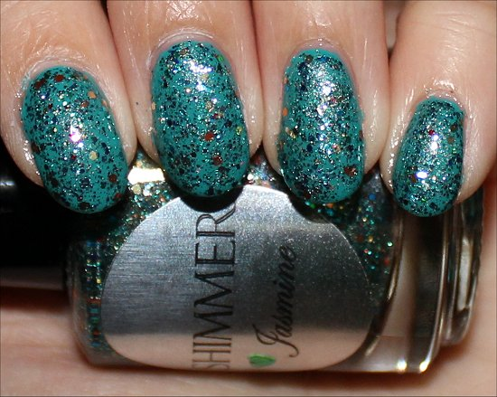 Shimmer Jasmine Review & Swatch