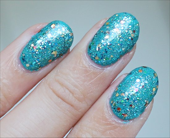 Shimmer Jasmine Review & Swatches