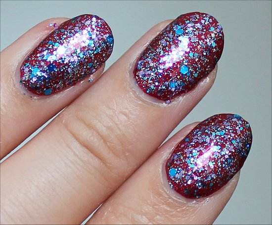 Shimmer Leslie Photos & Swatch