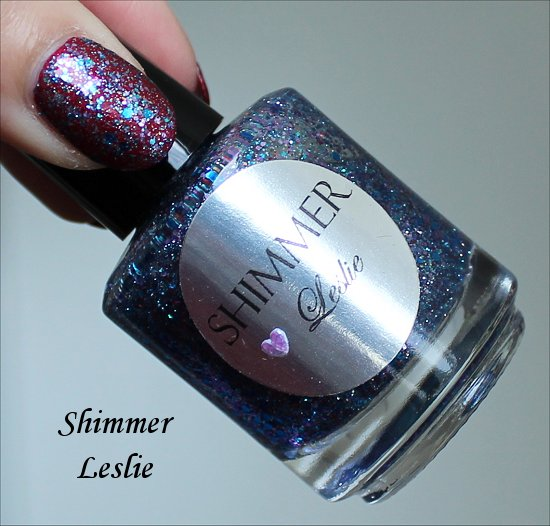 Shimmer Leslie Pictures & Swatches