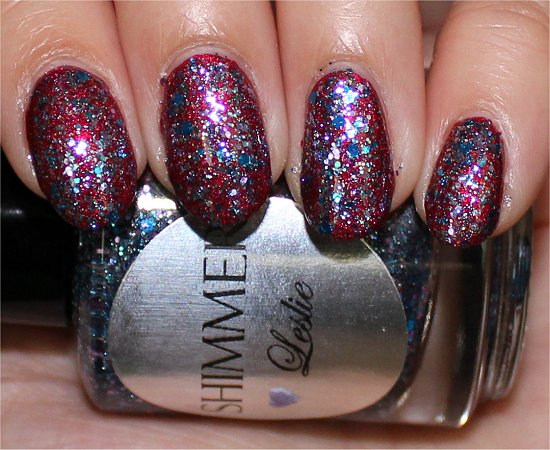 Shimmer Leslie Review & Swatch