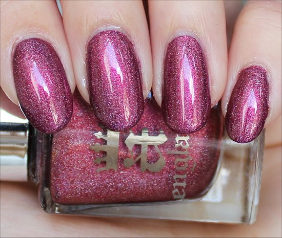 a-england Briar Rose Review & Swatch