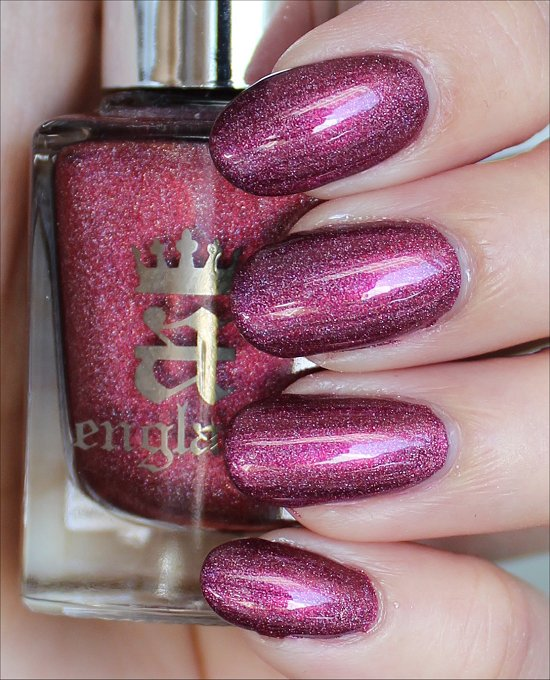 a-england Briar Rose Swatches & Review