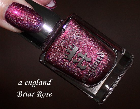a-england Burne-Jones Dream Collection Swatches Briar Rose Swatch