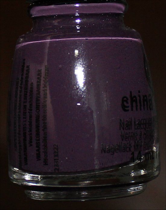 China Glaze Charmed I'm Sure Review & Photos