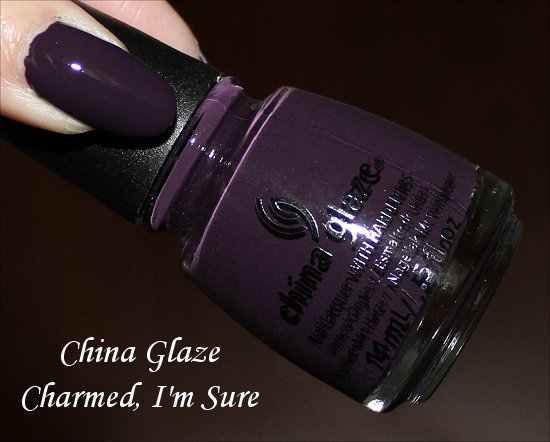 China Glaze Charmed I'm Sure Review, Swatch & Photos