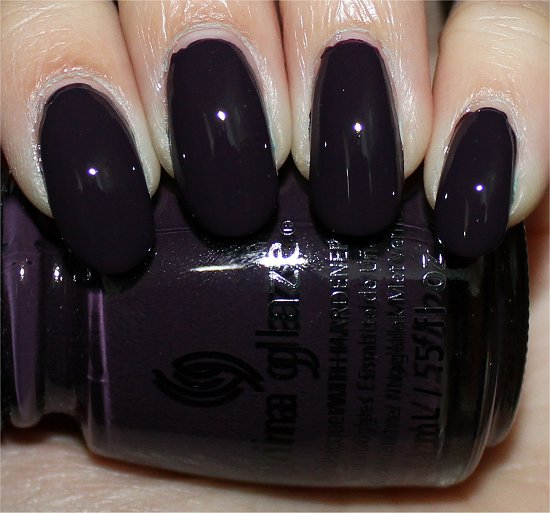 China Glaze Charmed I'm Sure Review, Swatch & Pictures