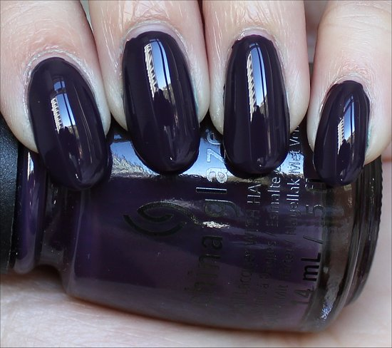 China Glaze Charmed I'm Sure Review & Swatches