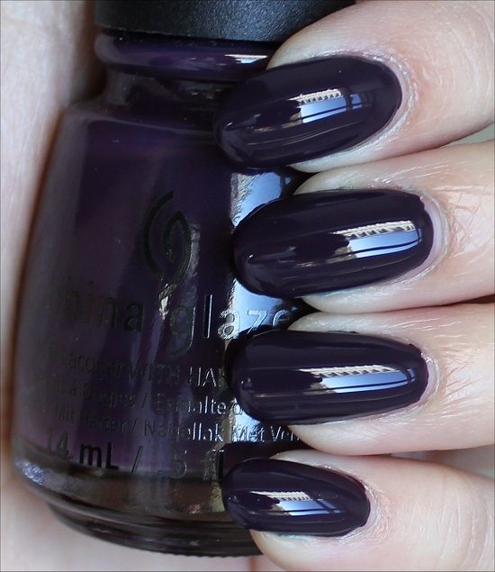 China Glaze Charmed I'm Sure Swatches & Review