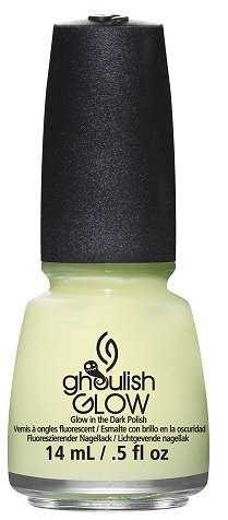 China Glaze Ghoulish Glow China Glaze Monster's Ball Collection
