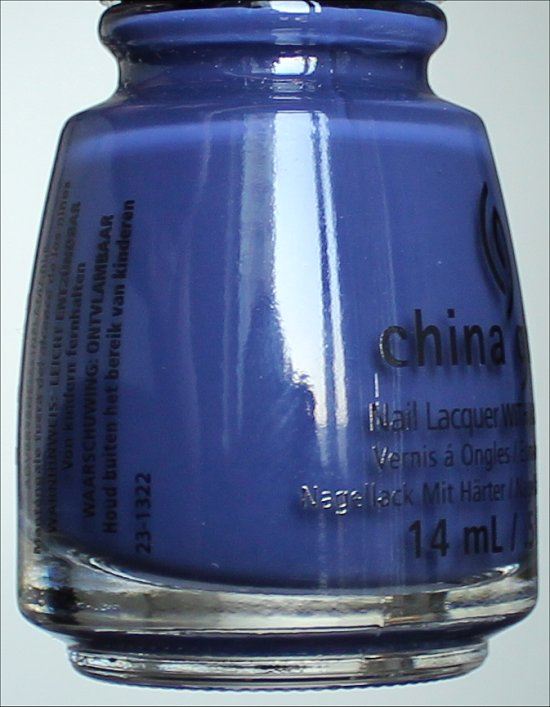 China Glaze Queen B Autumn Nights Collection