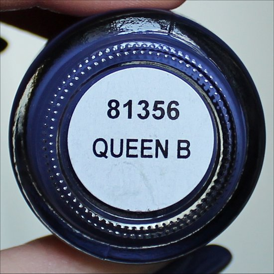 China Glaze Queen B Autumn Nights