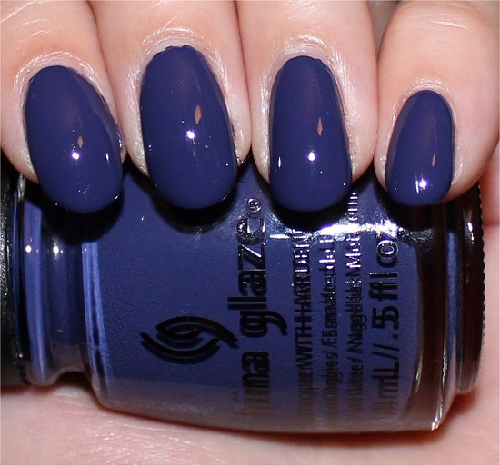 China Glaze Queen B Swatch & Pictures