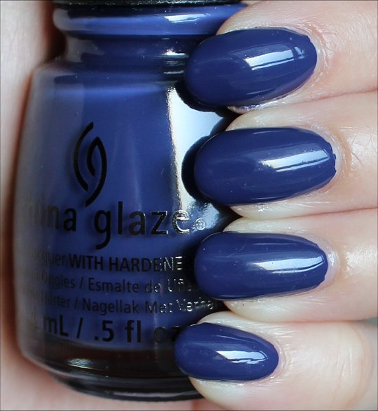 China Glaze Queen B Swatches & Review