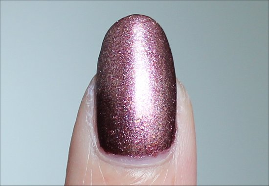China Glaze Strike Up a Cosmo Review & Swatch