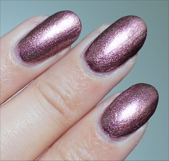 China Glaze Strike Up a Cosmo Swatch & Review