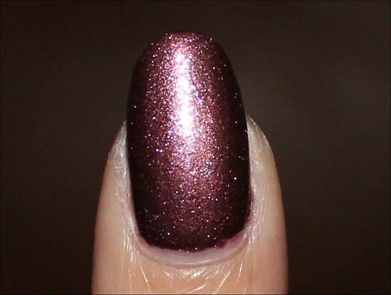 China Glaze Strike Up a Cosmo Swatches