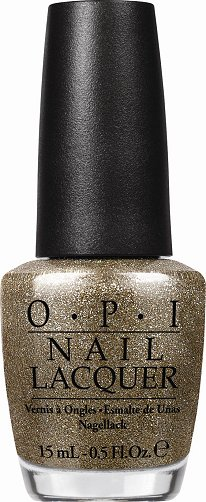 OPI All Sparkly and Gold OPI Mariah Carey Holiday Collection 2013