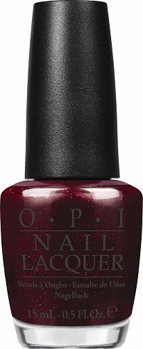 OPI Cute Little Vixen OPI Mariah Carey Holiday Collection 2013