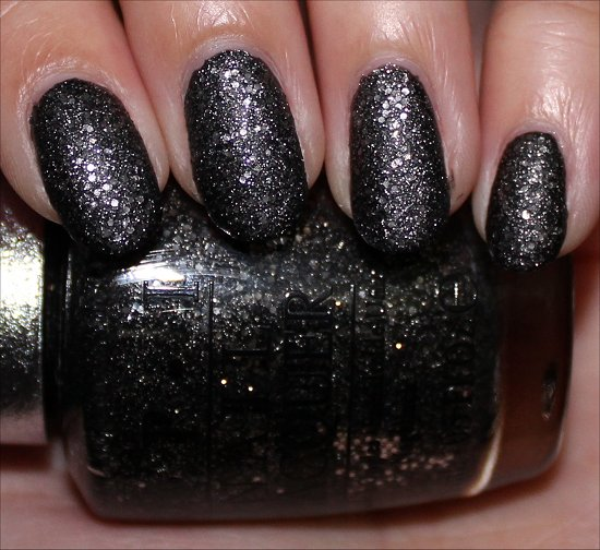 OPI DS Pewter Pictures & Swatch