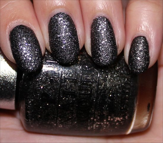 OPI DS Pewter Pictures & Swatches