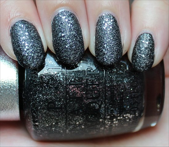 OPI DS Pewter Review & Swatch