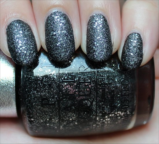 OPI DS Pewter Review & Swatches