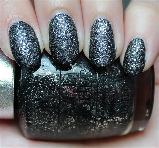 OPI DS Pewter Swatches