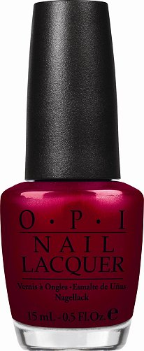 OPI In My Santa Suit OPI Mariah Carey Holiday Collection 2013