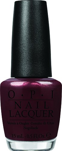 OPI Sleigh Ride for Two OPI Mariah Carey Holiday Collection 2013
